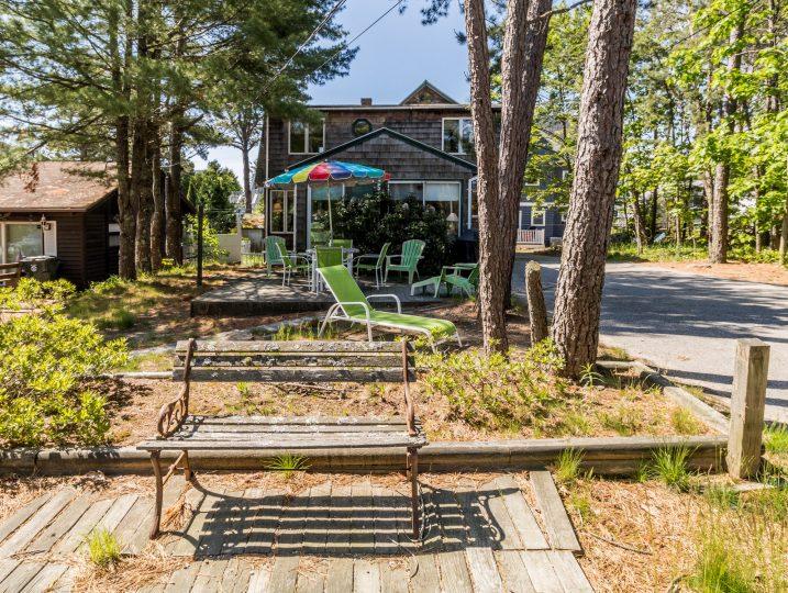 Maine vacation rental, Gowell #1, Saco, Maine.