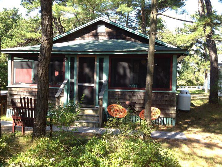 Maine vacation rental, 385 Seaside Ave, Saco, Maine.