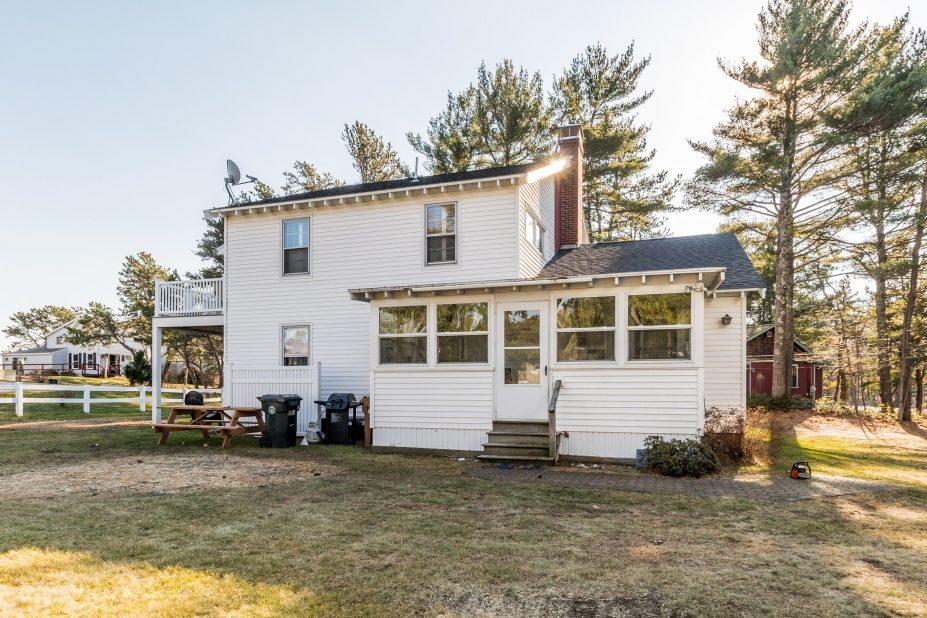 Maine vacation rental, Rowlands Unit #4, Saco, Maine.