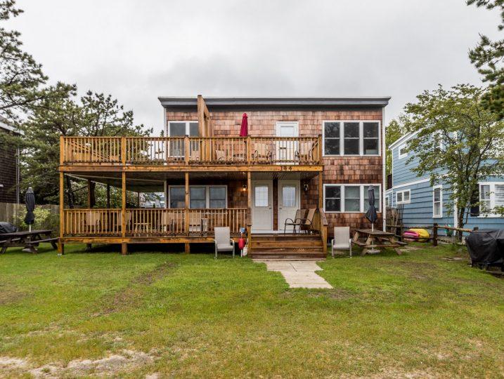 Maine vacation rental, Soucy #1, Saco, Maine.