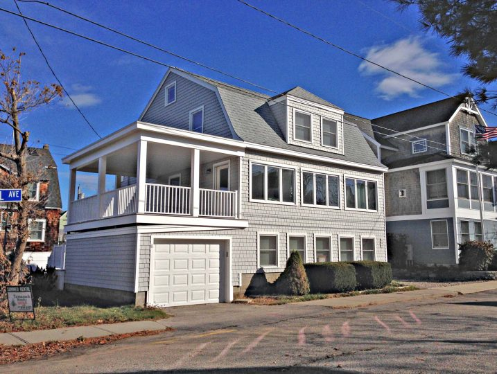 Maine vacation rental, Corliss, Old Orchard Beach, Maine.
