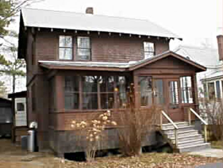 Maine vacation rental, McLean, Old Orchard Beach, Maine.