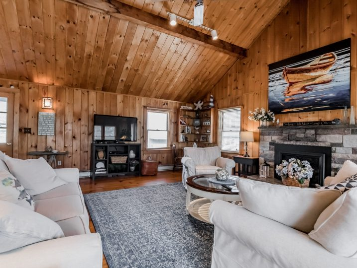 Maine vacation rental, Nielsen, Old Orchard Beach, Maine.