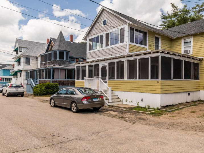Maine vacation rental, Zannoni, Old Orchard Beach, Maine.